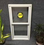 "117 - W - Double-Hung - 20 3/4""w x 37 1/4""h - White Out and Pine In - Low E Argon"