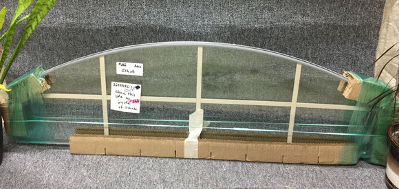 366 - W - Arch Insulated Glass - 52 1/4