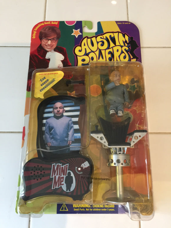 8211 - Austin Powers - Mini Mel Figurine - New in Box