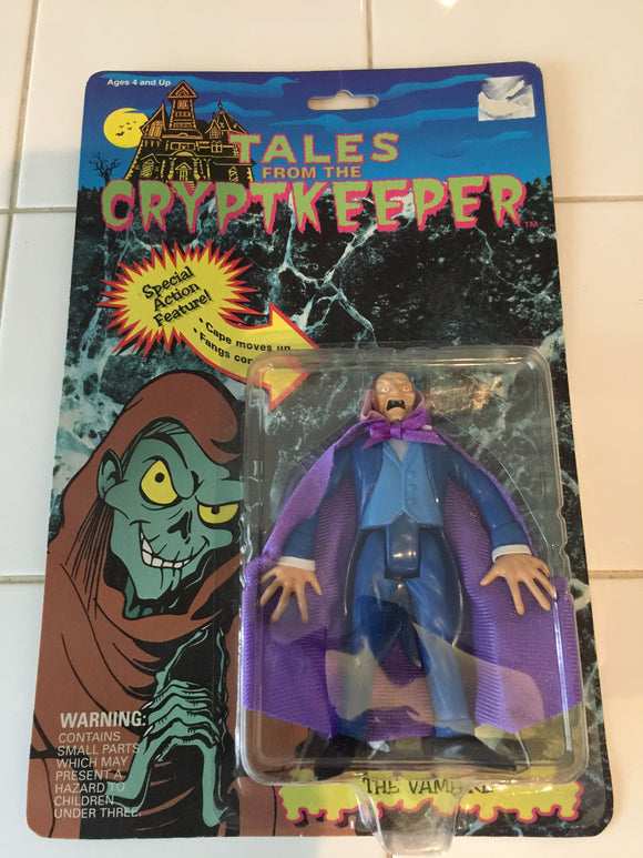 8220 - C - Tales from the Crypt - The Vampire Figurine - New In Display Box