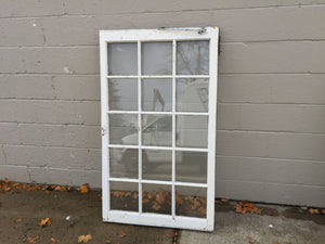 "248A - Sash 1920's wood - 32""w x 54""h ""In-Store PICK-UP Only"""