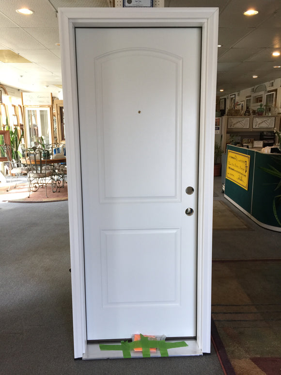 229A - D - Therma-Tru Smooth Star Fiberglass Entry Door - 30