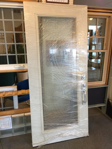 "271A - Fiberglass Entry Door - 34 3/4""w x 77 7/8h"" ""In-Store PICK-UP Only"""