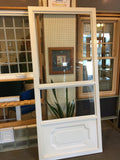 "287L - Storm Door - 36""w x 80h"" White - Hi-Lite Style - ""In-Store PICK-UP Only"""