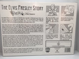 8163 - C - Elvis Puzzle - Graceland Collection - The Elvis Story - A Brief Biography - New -