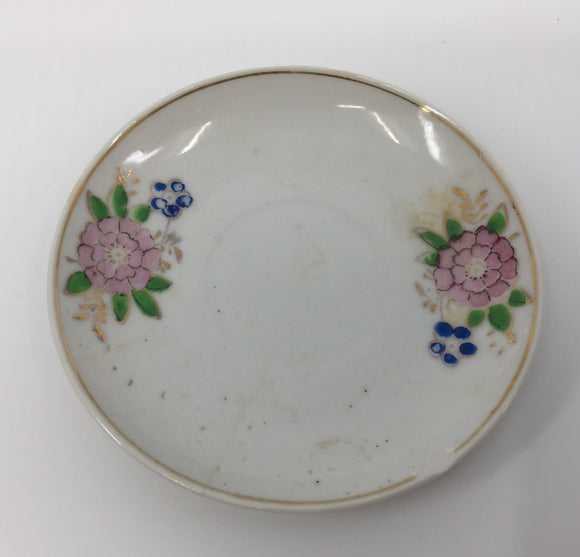 8695 - H - Decorative Plate - Hand Painted - Vintage made in Japan - No. 2748 - Rare - 3-34