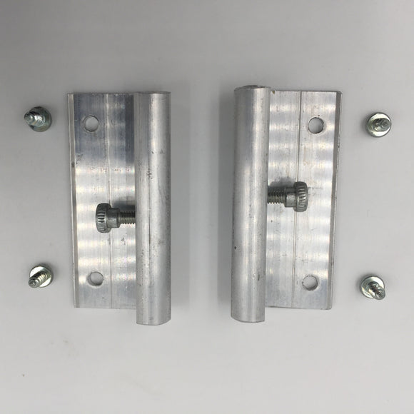 9619 - SDS - Door Toggle-Lock Set (2) - Mounts to Wood, Metal, Fiberglass & Aluminum