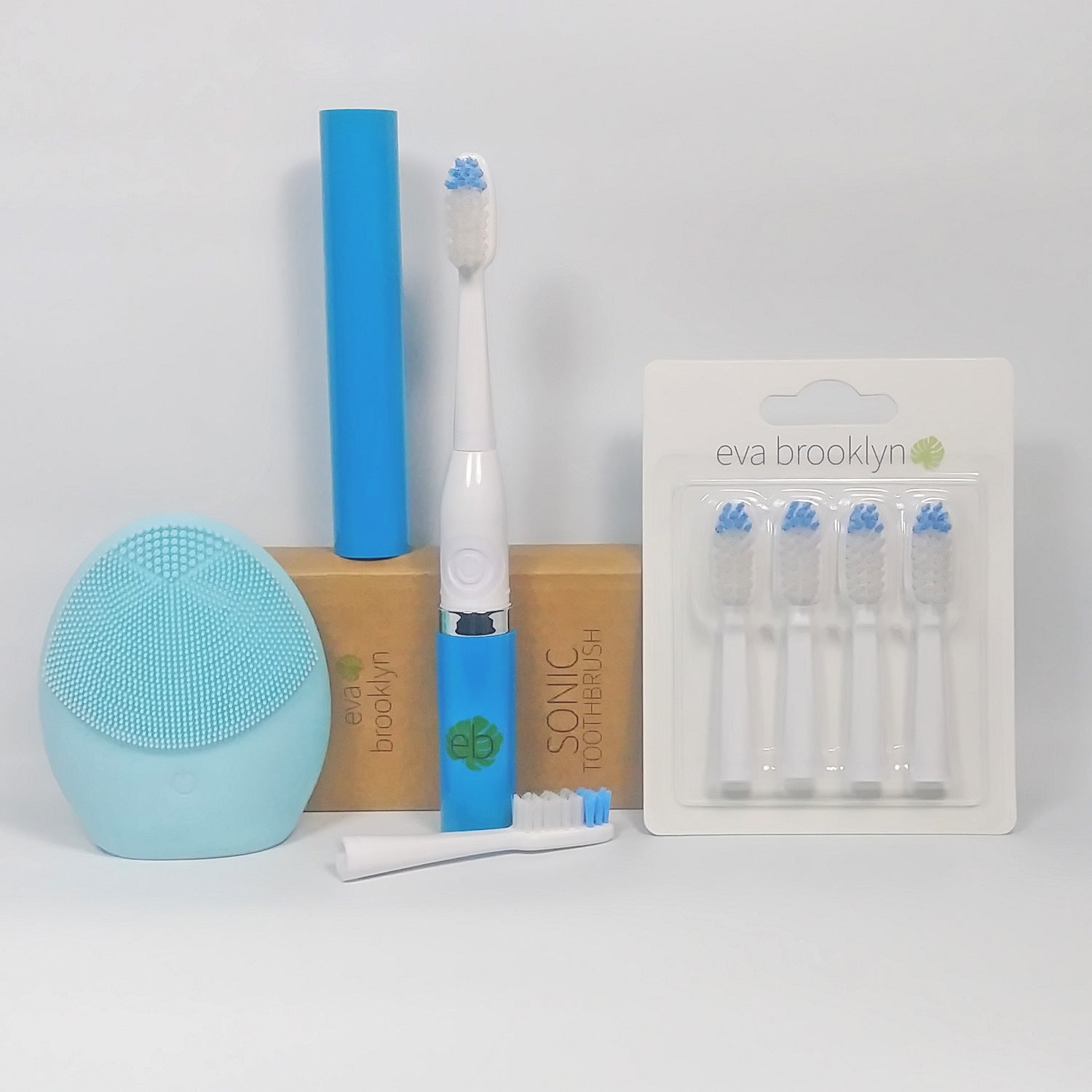 Sonic toothbrush pack