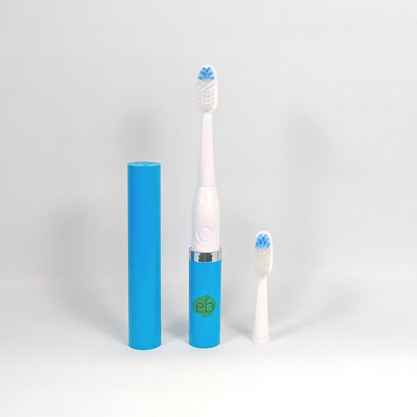 Eva Brooklyn®️ sonic toothbrush gift 1 brush heads pack