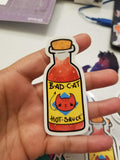 Bad Cat Hot Sauce