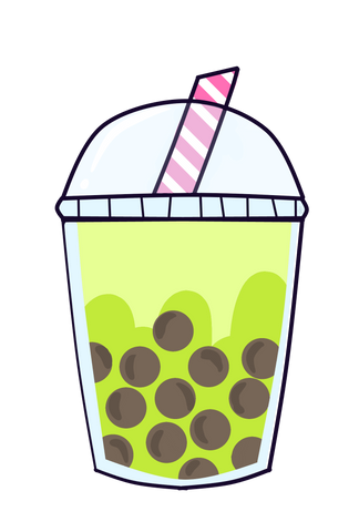 Boba Avocado
