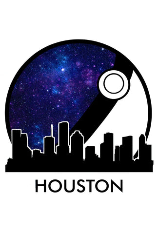 Houston Pokeball