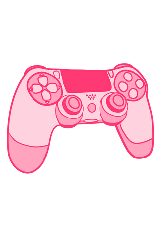 PS4 Pink