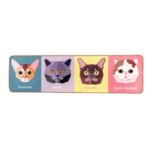 Load image into Gallery viewer, Cartoon Cat Floor Mat For Bedroom