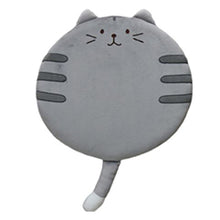 Load image into Gallery viewer, Cat Shaped Round Foam Chairpad/Seat Cushion
