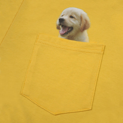 Custom Pet In the Pocket T shirt