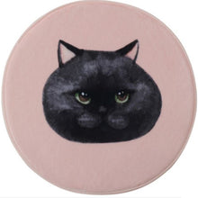 Load image into Gallery viewer, Cat Face Mat / Rug
