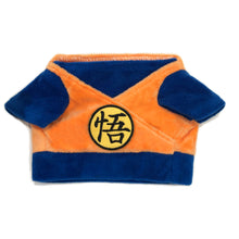 Load image into Gallery viewer, Dragon Ball Z Son Goku Pet Costume For Small Pets