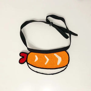 Cartoon Knitting Pet Bandanas