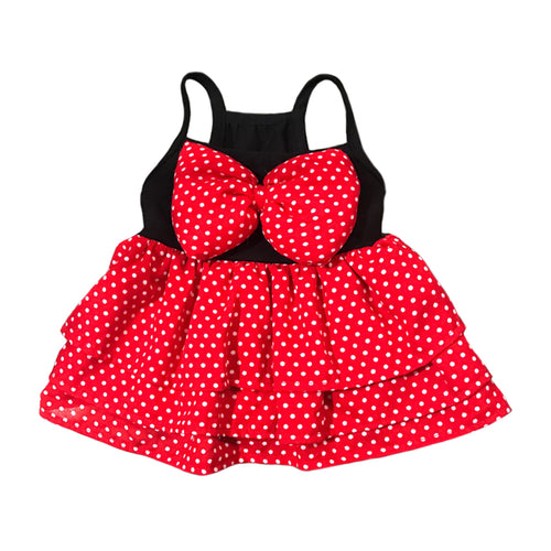 Minnie Dress With Bow