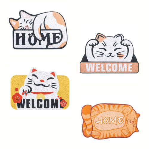Welcome Cat Doormat