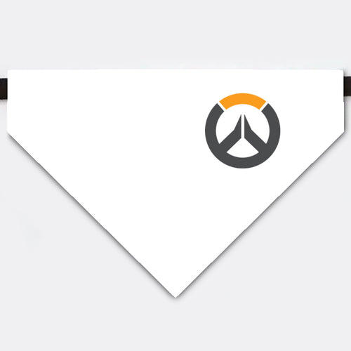 Overwatch Pet Bandana Collar