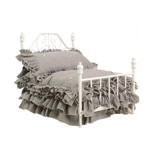 Luxury Metal Pet Bed