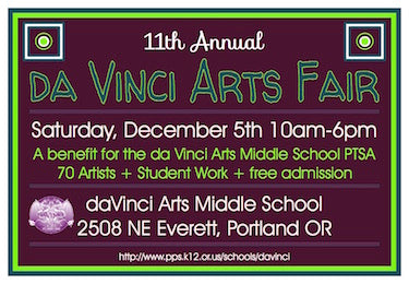 da vinci arts fair