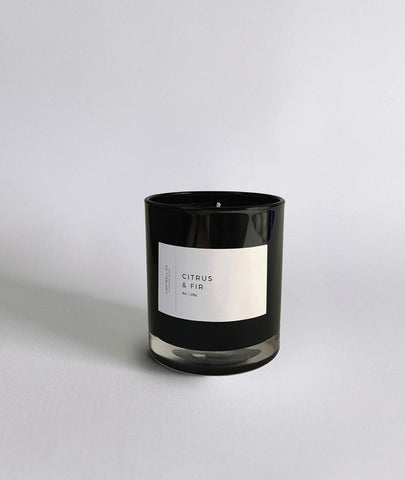 Lightwell Citrus & Fir Candle