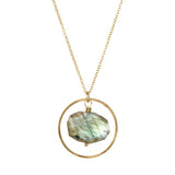Celeste Necklace - Gold