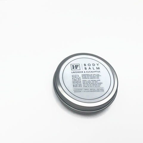 Lavender and Eucalyptus Body Balm