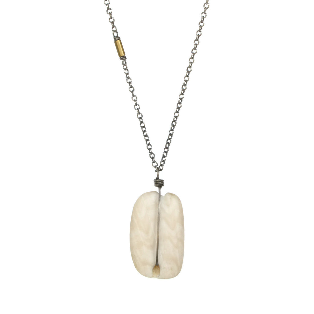 Hippo's Tooth Necklace