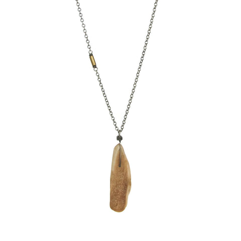Walrus Tusk Necklace