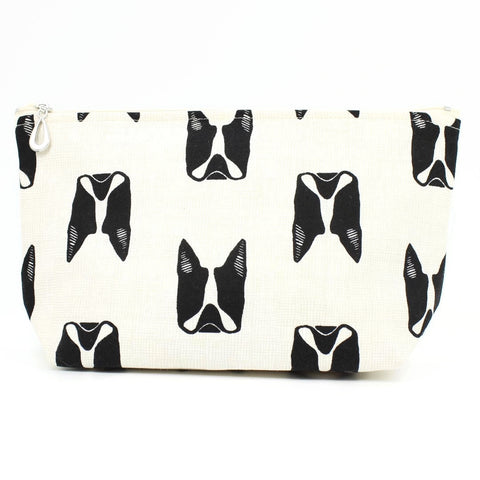 French Bulldog Cosmetic Bag