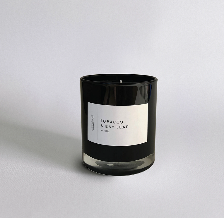 Lightwell Tobacco & Bay Leaf Candle