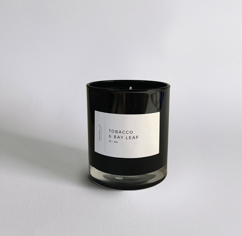 Lightwell Tobacco and Bay Leaf Candle