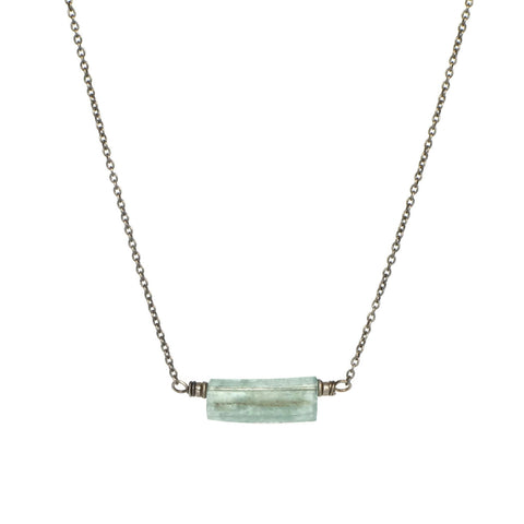 Ancient Glass Tube Necklace