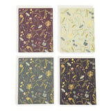 Meadow Flower Blank Notecards - Set of Eight
