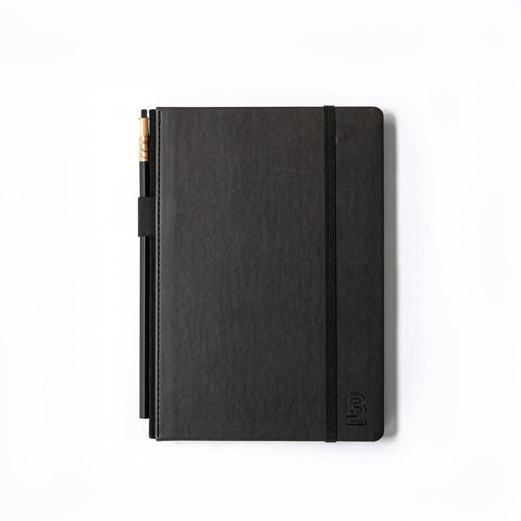 Blackwing Lay-Flat Notebook in Black