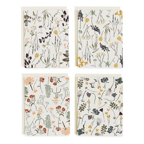 Wildflowers by Region Notecards - Set of Eight