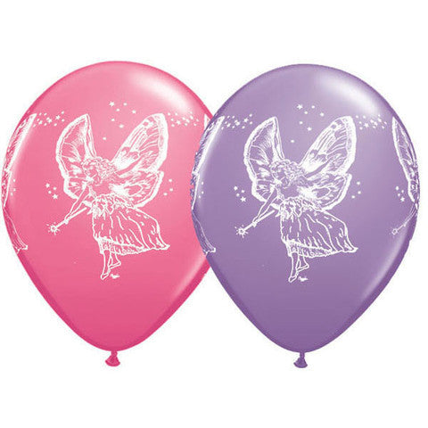 28cm Fairies Around Fashion Rose/Lilac