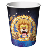 Big Top Birthday Cups, Hot/Cold