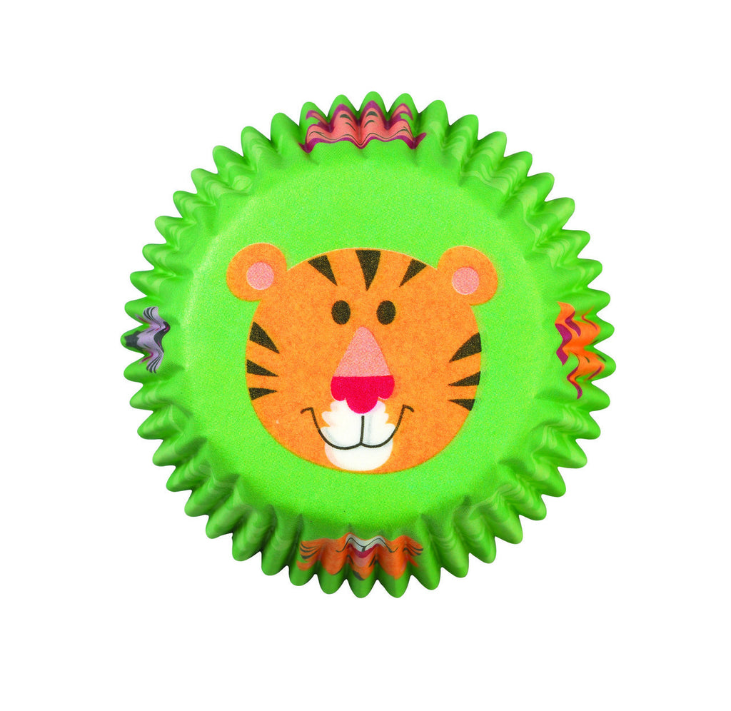 Jungle Animal Min Baking Cup