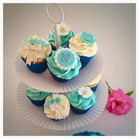 23rd November Decorating Course: 4 Lessons, Cupcake Decorating