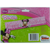 Minnie Mouse Bow-tique Giant Banner,