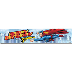 Superman Giant Banner,