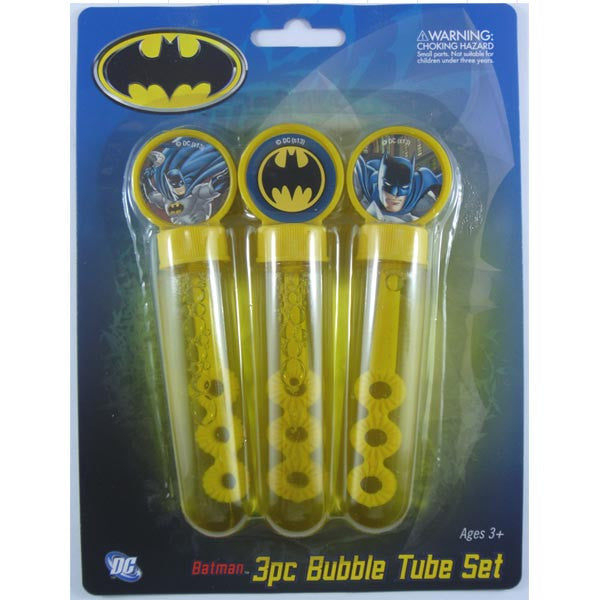 Batman Bubble Set