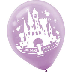 30cm Disney Princess 1st Birthday