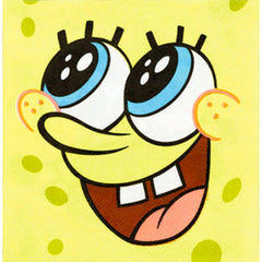 SpongeBob Squarepants Beverage Napkins