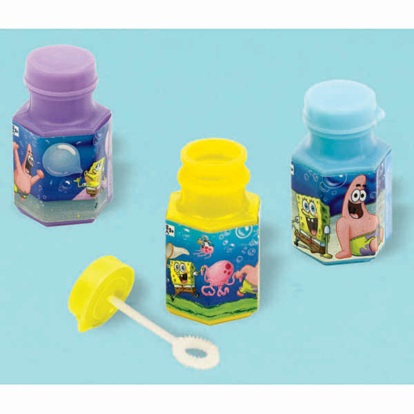 SpongeBob Squarepants Mini Bubble Set